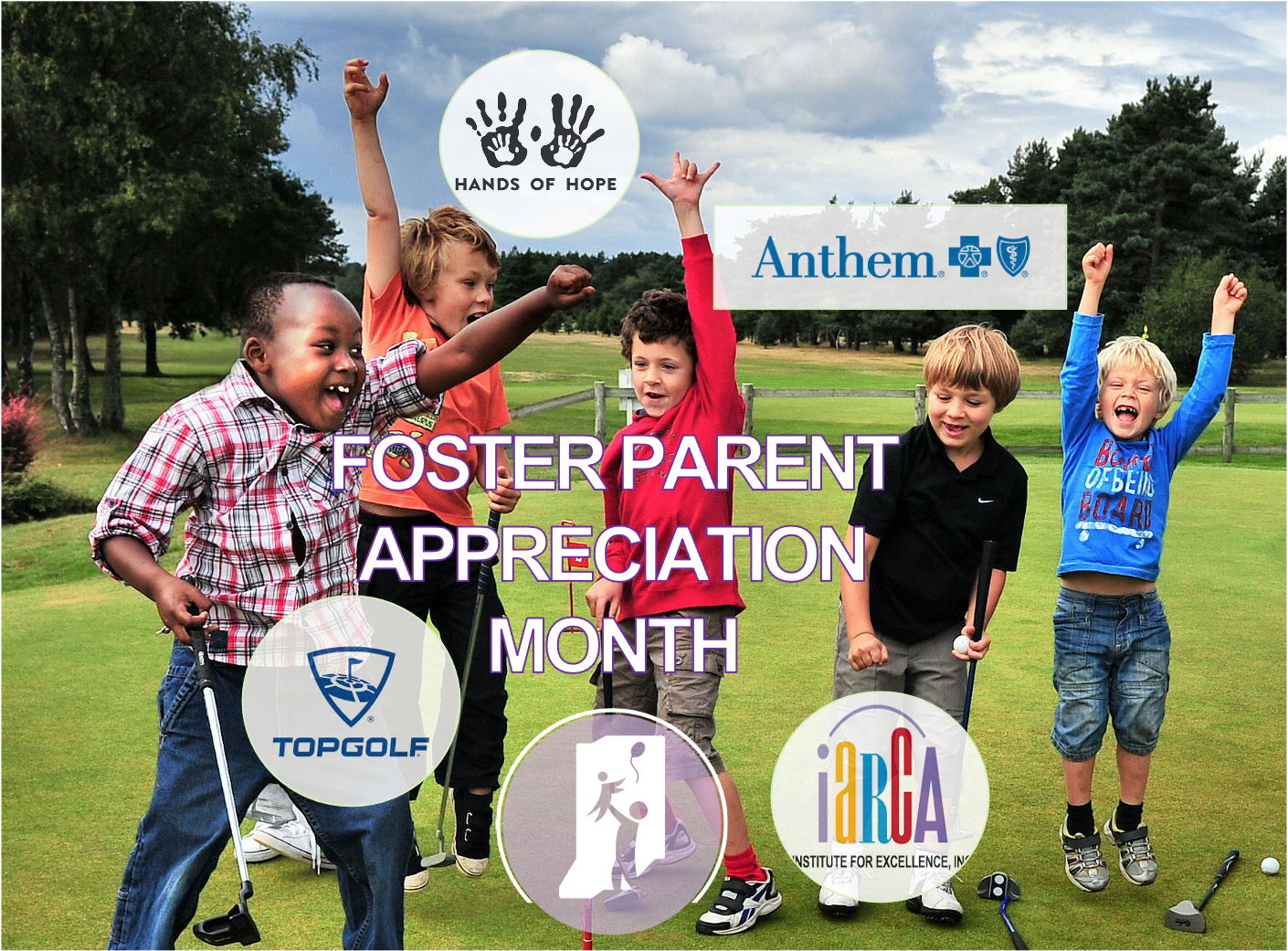 POSTPONED: Top Golf Fundraiser Support Indiana Foster Families And Children! May 16th 11am-2pm